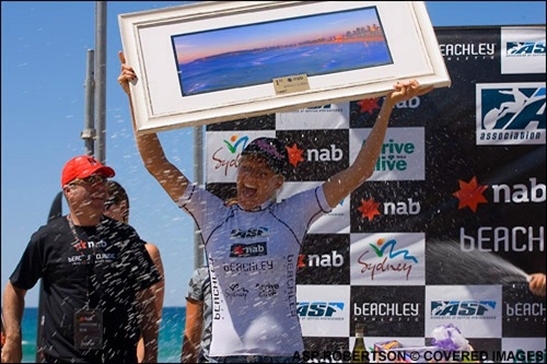 NAB Beachley Classic 2007 image copyrighted ASP World Tour - Robertson