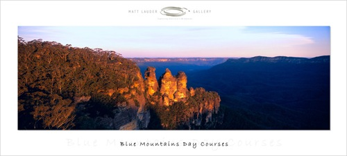 Blue Mountains Day Courses