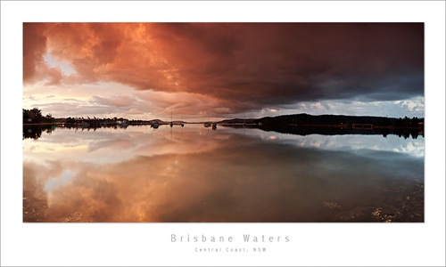 Brisbane Waters 6x12