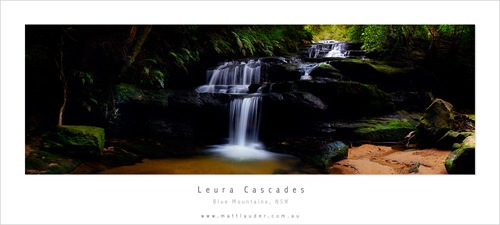 Leura Cascades, Blue Mountains, NSW