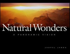 Natural Wonders Book Cover